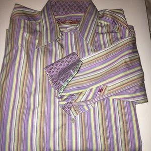 Robert Graham XXL shirt
